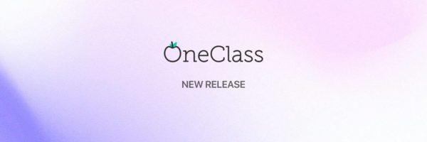 OneClass 3.0