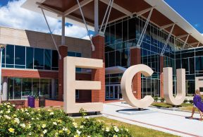 10 Math Courses at East Carolina University