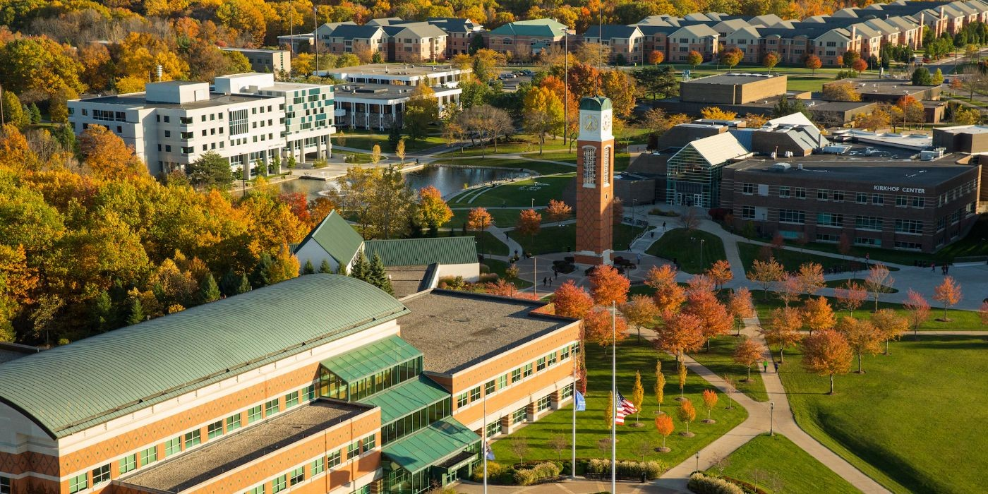 10 Math Courses at Grand Valley State University