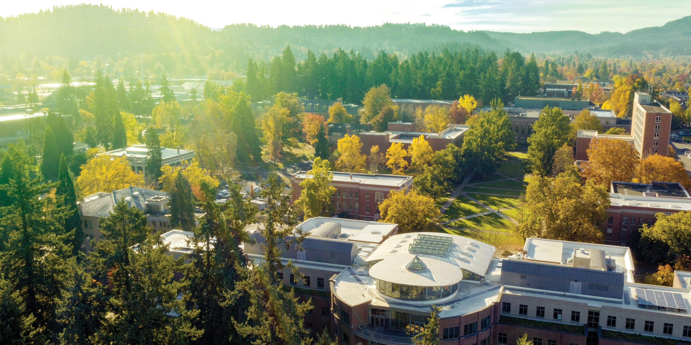 10 Math Courses at University of Oregon