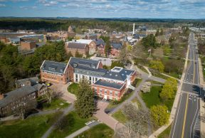 10 Math Courses at University of New Hampshire