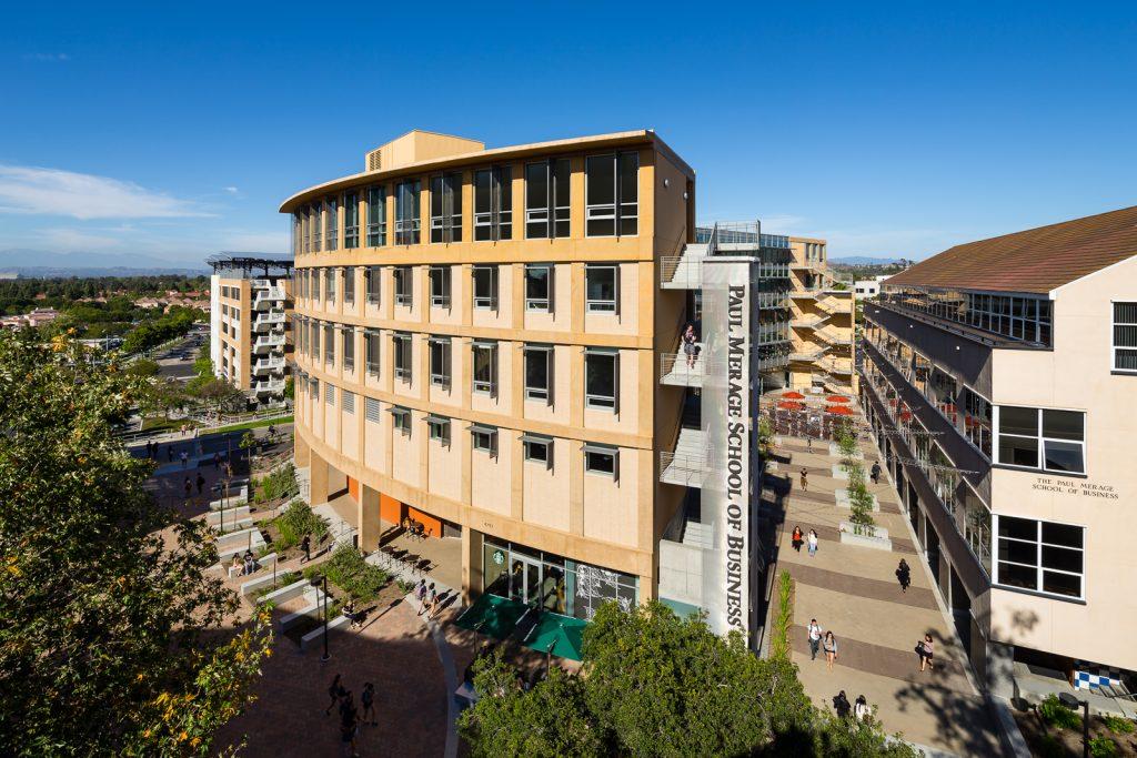 University of California, Irvine Paul Merage School of Business