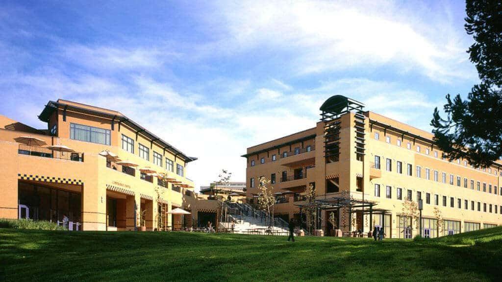 University of California, Irvine main building