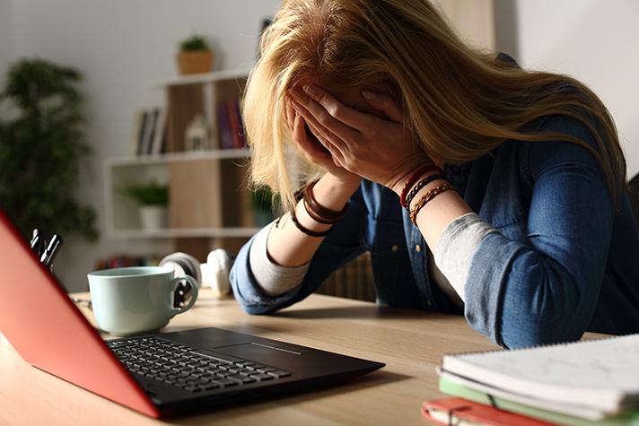 91% of College Students Have Mental Health Struggles During COVID-19
