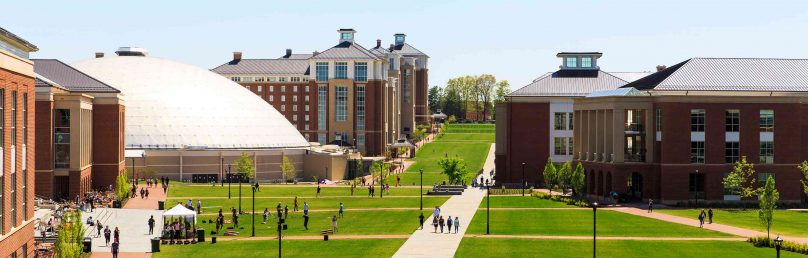 10 Math Courses at Liberty University
