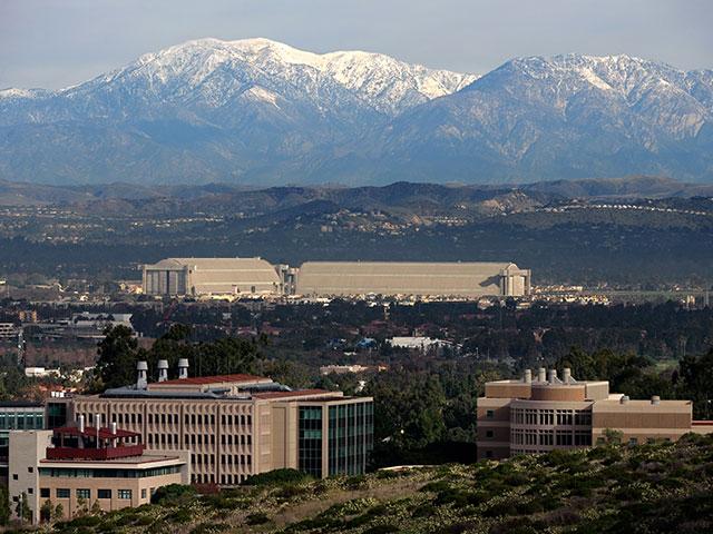overview of University of California, Irvine