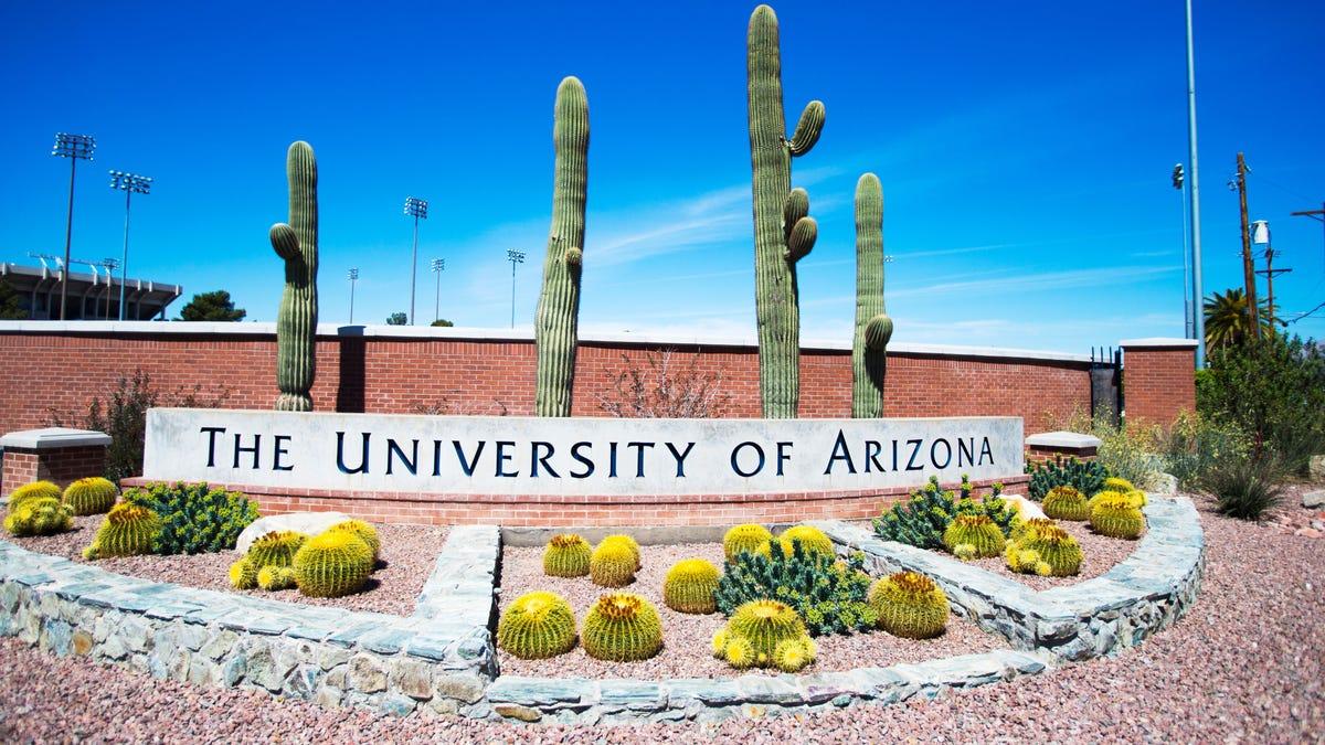 20 Online Courses at University of Arizona